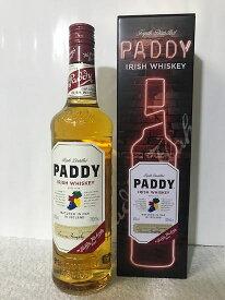 PADDY パディ アイリッシュウイスキー 40度 700ml オリジナル缶ケース入り