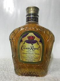 プレミアム カナディアンウイスキー。クラウン ローヤル ハーフサイズ 40度 375ml 箱無