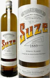 (正規品・希少・古酒) フランス生まれのハーブリキュール! SUZU スーズ 15度 1000ml