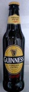 ギネス フォーリン エクストラ スタウトビール 7.5度 330ml瓶