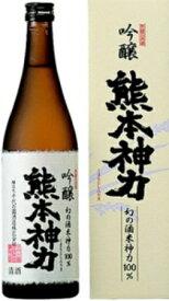 千代の園 吟醸 熊本神力 720ml×6本