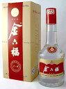 金六福 [瓶] 38度 475ml×6本
