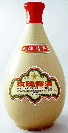 天津メイクイ露酒 [壺] 54度 500ml