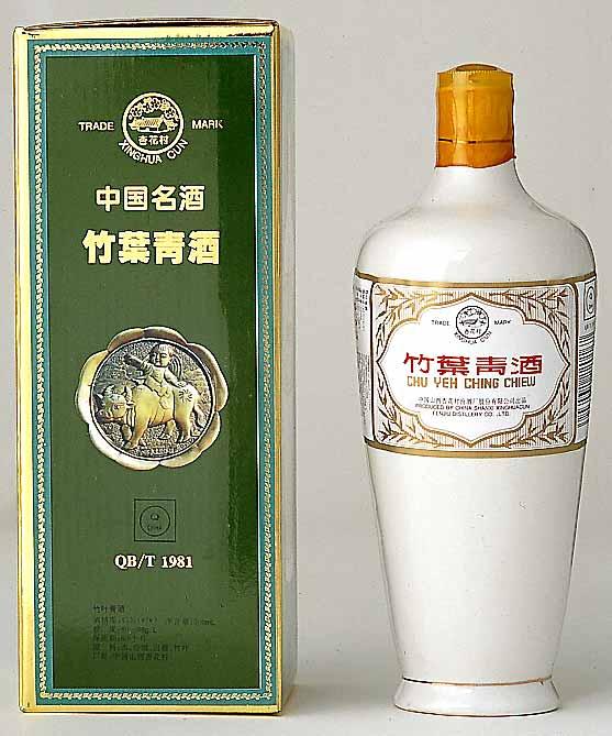 竹葉青酒 [壺] 45度 500ml ×12本