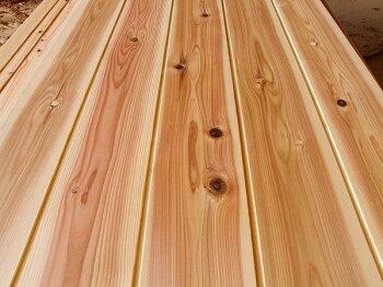 杉羽目板節あり壁材杉板建材(木材11×160×198510枚)1束(約1坪)日曜大工DIYに(sa-11-160-l-me)