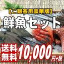 【板前ご用達の超豪華版】福井の最高級魚介類詰め合わせ【鮮魚】