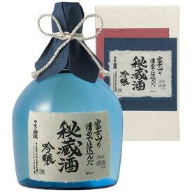 甲斐の開運 吟醸 秘蔵酒 1800ml