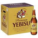【お取り寄せ】★サッポロ ヱビスビール大びん12本入 YB12
