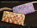 【送料無料】【FU-SI FERNALLE/ フーシフェルナーレ】 GAUDY wallet collection :美しいステンドグラス風デザイン。…