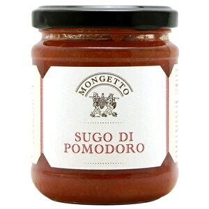 トマトソース(190g)イル・モンジェットSugo di Pomodoro Il Mongetto