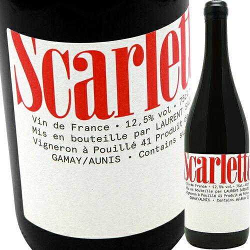 スカーレット [2016] ローラン・サイヤールVdF Scarlette Laurent Saillard
