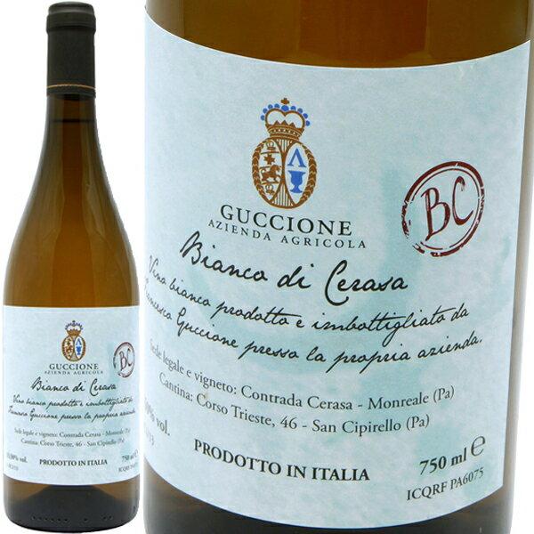 """""""BC""""ビアンコ・ディ・チェラーザ[NV]グッチョーネ""""BC""""Bianco di Cerasa Guccione di Francesco Guccione"""