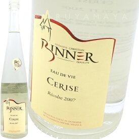 オー・ド・ヴィ・ド・リー・ド・ヴァン [2002] クリスチャン・ビネールChristian Binner Eau de Vie de Lie de Vin