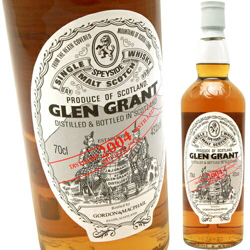 グレングラント 11年 [2004] ゴードン&マクファイルGordon & Macphail Glen Grant