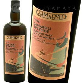 サマローリ・スペイサイド 45%(2018エディション) [1996]サマローリSamaroli Samaroli Speyside Blended Malt Scotch Whisky 1996
