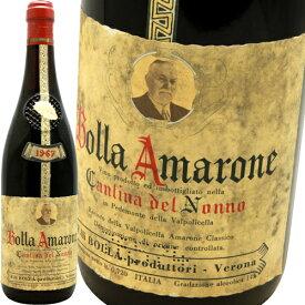 アマローネ [1964] ボッラBolla Amarone
