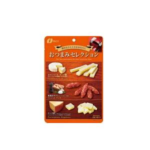【送料無料】なとり おつまみセレクション × 5袋 「カマンベール チーズ鱈」「粗挽きサラミ」「チーズ鱈パルミジャーノ・レッジャーノ」