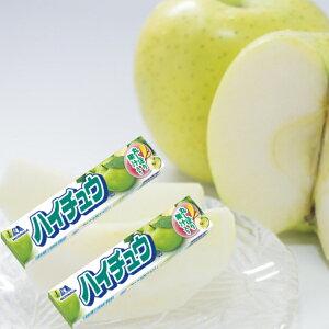 【森永製菓】 ハイチュウ グリーンアップル (12粒×12) 丸しぼり果実入り ジューシー