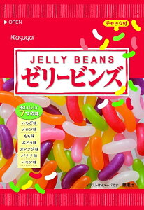 【春日井製菓】Yゼリービンズ(95g×12) 7つのフルーツ味(いちご、オレンジ、もも、レモン、メロン、ぶどう、バナナ)kasugai