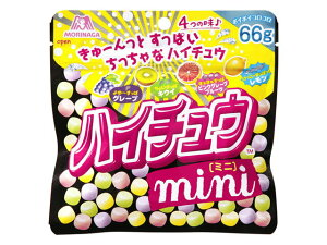 【送料無料】森永製菓 ハイチュウ ミニ 66g ×8袋