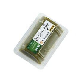 【送料無料】井村屋 和菓子屋の水ようかん 抹茶 83g × 10個