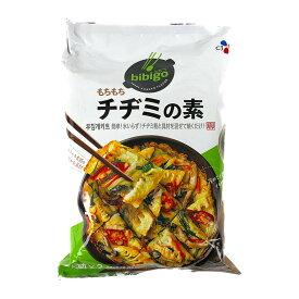 2個セット【CJ bibigo もちもちチヂミの素(2人前×2) 2個セット】送料無料 簡単調理 食品 韓飯 コストコ