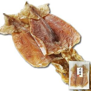 珍味 おつまみ するめ 超特大サイズ 2枚入 (200g前後) 本場函館の味わい 驚きの大きさ 北海道産