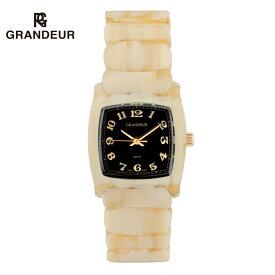 【送料無料】腕時計 レディース ウォッチ グランドール エレガンス アセテート RB001T1 時計