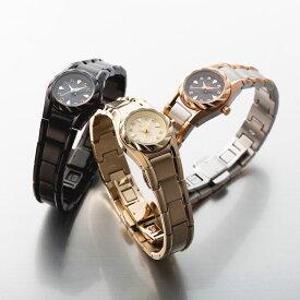 【送料無料】腕時計 レディース メタルベルトウォッチ ラヴィンブーケ アーバンシリーズ LOV-IN Bouquet クールさを求める貴女、女性に着けやすい軽さも人気の秘密 日本製