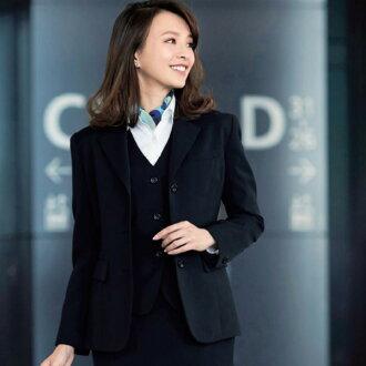 81070 jacket uniform office uniform uniform en joie ジョアアンジョア