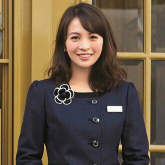 Office uniform op140 corsage en joie ジョアアンジョア accessory