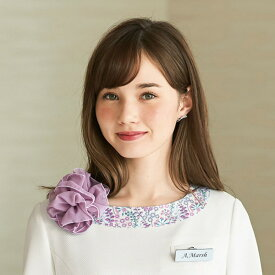 事務服 op160 コサージュ en joie 株式会社ジョア アン ジョア 小物 【アクセサリー】
