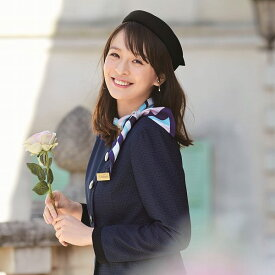 事務服 op501 帽子 en joie 株式会社ジョア アン ジョア 小物 【アクセサリー】