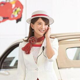 事務服 OP603 帽子 en joie 株式会社ジョア アン ジョア 小物 【アクセサリー】