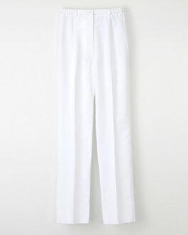 Fe 4503 女性保健白色 nagaileben 褲子婦女 NAGAILEBEN FE4503