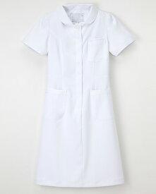 FT-4417 NAGAILEBE ナガイレーベン 白衣 看護 ワンピース 半袖 女性 医療白衣 看護白衣 白衣 ナースウェア