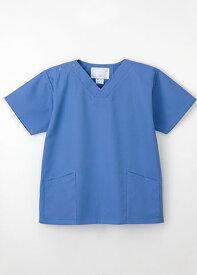 NR-8602 白衣 男女兼用 ドクタートップ ナガイレーベン メディガード 医療 看護 上衣半袖 ドクタートップ NR8602