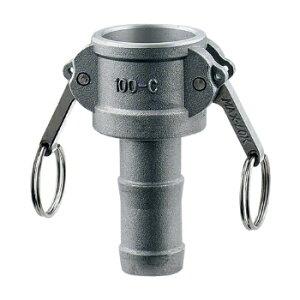カクダイ 水栓材料 ホースカプラー 40【518-024】[新品]【RCP】