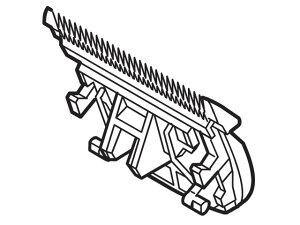 ゆうパケット対応可 パナソニック Panasonic ヘアカッター プロ用バリカン 替刃 ER9900