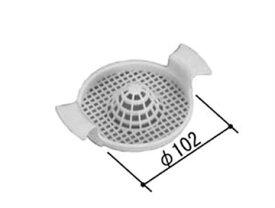 INAX/イナックス/LIXIL/リクシル 水まわり部品 ヘアーキャッチャー[TS-M(8)] 浴室 【TS-M-8】[新品]【RCP】