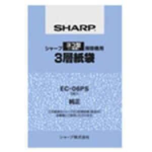 シャープ[SHARP] オプション・消耗品 【EC-06PS】 キャニスタータイプ掃除機用 3層紙袋