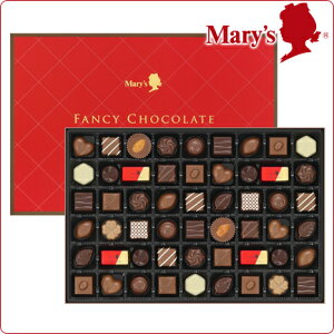 メリーチョコレート ファンシーチョコレート 54個入  お菓子 詰め合わせ 子供 洋菓子 ギフト プレゼント スイーツ