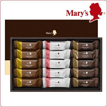 メリーチョコレート ミルフィーユ 15個入