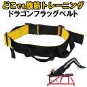 腹筋ベルト ドラゴンフラッグベルト フラットベンチ トレーニング 器具 自宅 筋トレ トレーニング 腹筋 トレーニング…