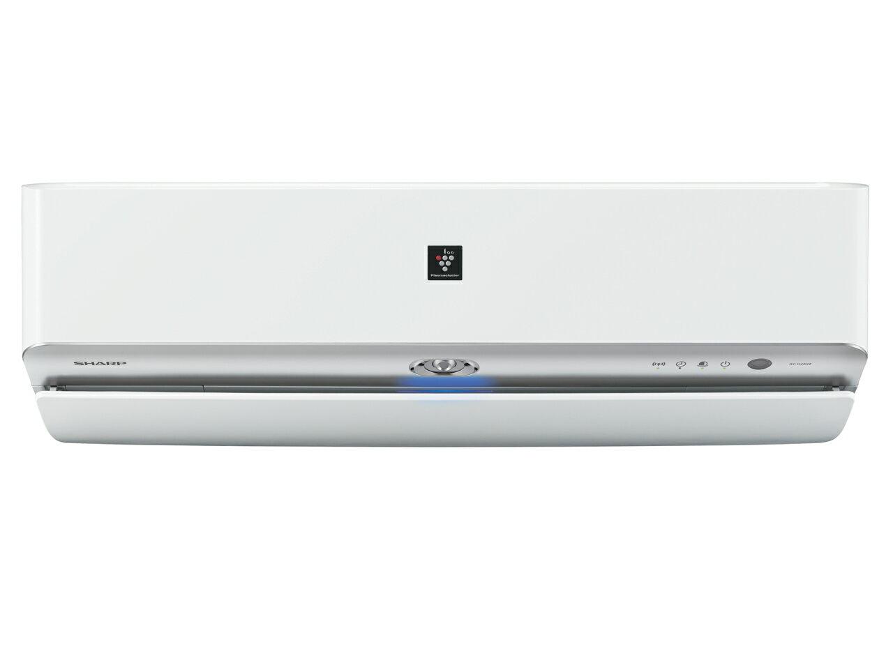 シャープ 18年度モデル H-Xシリーズ AY-H56X2-W 高濃度プラズマクラスター搭載 冷暖房タイプ18畳用エアコン