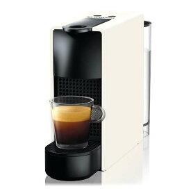 ネスプレッソ専用カプセル式コーヒーメーカー 「エッセンサ・ミニ」 バンドルセットC30WH-A3B