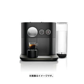 ネスプレッソ専用カプセル式コーヒーメーカー 「エキスパート」D80BK