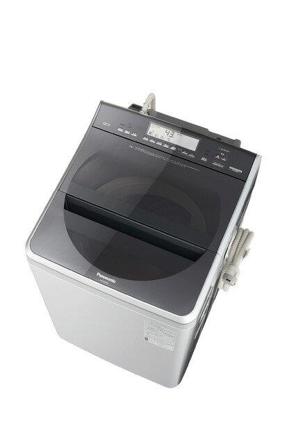 パナソニック 全自動洗濯機NA-FA120V1-S