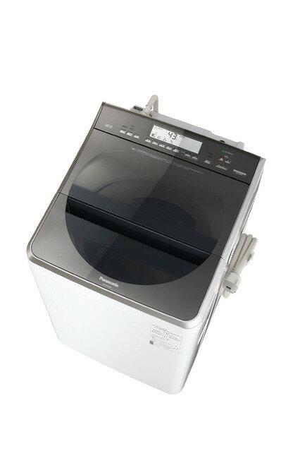 パナソニック 全自動洗濯機NA-FA120V1-W