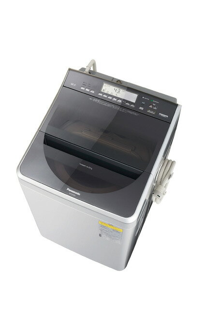 パナソニック 全自動洗濯乾燥機NA-FW120V1-S